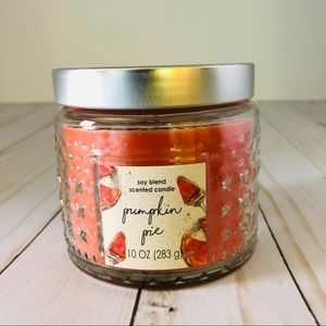 Pumpkin Pie Soy Blend Scented Candle